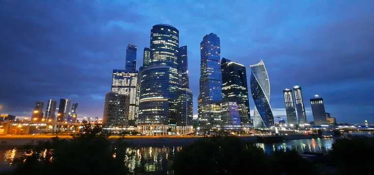 Moscow landscapes